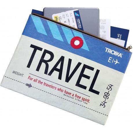 Кейс для документов Troika, A4, DuPont Tyvek