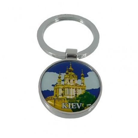 Брелок Troika I love Kiev