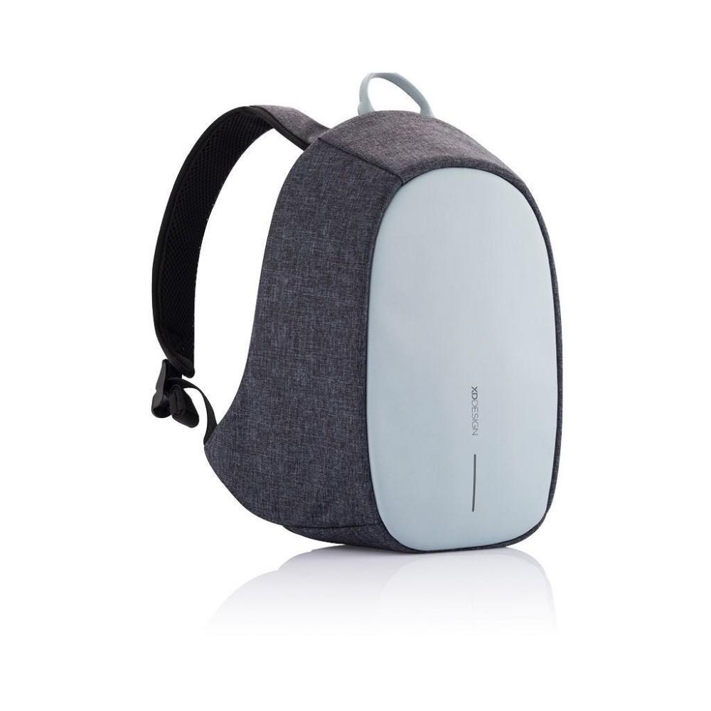 Рюкзак антивор с тревожной кнопкой XD Design Bobby Cathy Backpack Blue (P705.215)