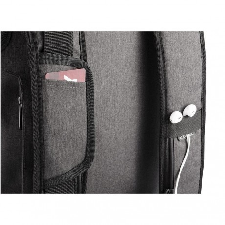 Рюкзак антивор XD Design Bobby Duffle, черный